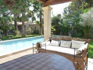 Mas de Papi Jo, authentic Provencal style home within walking distance of beach. - Le Grau d'Agde vacation rentals