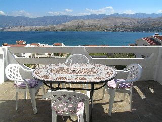 Two bedrooms in apartment in Pag - Pag vacation rentals