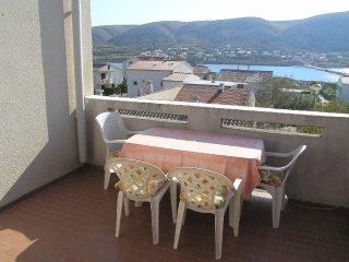 APP Donami - A2+1 2KT  (P3507-5) - Pag vacation rentals