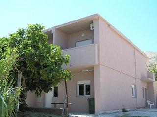 Apartments Štropin - A2+1 NO.2 (P3530-1) - Pag vacation rentals