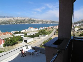 Charming one bedroom apartment in Pag - Pag vacation rentals