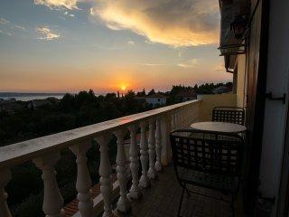 Sea view three bedroom apartment in Paklenica - Starigrad-Paklenica vacation rentals