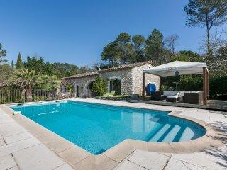 Villa de standing avec piscine à Mougins - La Roquette-sur-Siagne vacation rentals