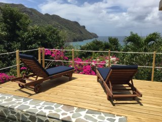 Spectacular View, Lovely Gardens, Private Pool, Steps to Beach - Lower Bay vacation rentals
