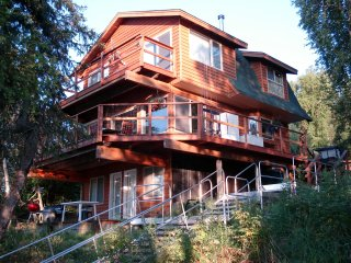 Bill White's Alaska Sports Lodge - Sterling vacation rentals
