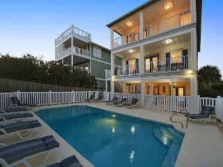 OPEN 6/3-10 ONLY $3995 TOTAL! GULF VIEW! PRIVATE POOL! SLEEPS 21! ALL NEW! - Destin vacation rentals