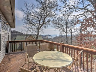 NEW! 5BR Branson House w/Table Rock Lake Views! - Branson vacation rentals