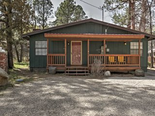 New! 3BR Ruidoso Home adjoining to the river! - Lamont vacation rentals