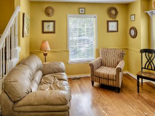 Dog-friendly home with a lovely sundeck & sunroom, close to the beach! - Tybee Island vacation rentals