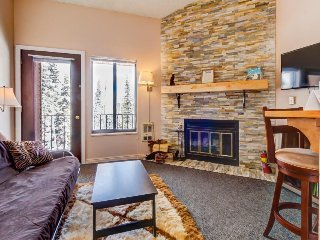 Mountain views await from this cozy chalet w/ shared pool & hot tub - Brian Head vacation rentals