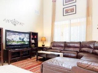 Elite 6 Bedroom 5.5 Bath Pool Home in Emerald Island Resort. 2753LKD - Four Corners vacation rentals