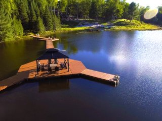 Romantic Cabin with Internet Access and Satellite Or Cable TV - Bancroft vacation rentals