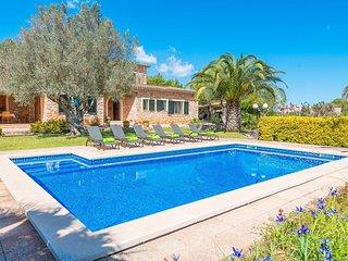 ES MOLI DE SALQUERIA - Villa for 6 people in SES ALQUERIES - Santa Eugenia vacation rentals