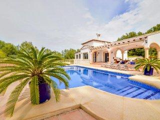 Sunny Villa with Television and Microwave - La Llobella vacation rentals