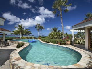 Beachcomber - Ideal for Couples and Families, Beautiful Pool and Beach - Mahoe Bay vacation rentals