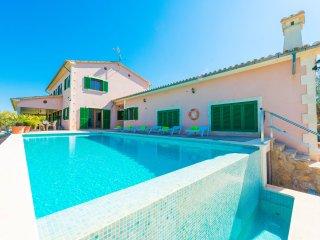 SULLASTRE DE SANT JORDI - Villa for 10 people in Sant Jordi, Palma de Mallorca - Sant Jordi vacation rentals