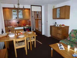 1 bedroom Apartment with Television in Grand Massif - Grand Massif vacation rentals