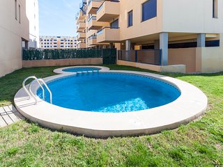 ULTRAVIOLET - nice apartment in Playa de Bellreguard for 3 to 5 people - Guardamar de la Safor vacation rentals