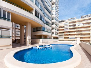 TANIA - nice apartment in Playa de Tavernes for 5 people - Tabernes de Valldigna vacation rentals