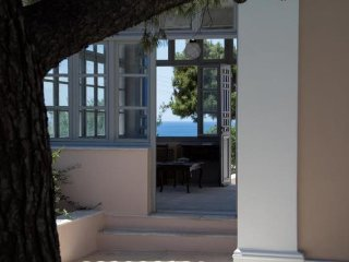 Neoclassical mansion, sleeps 12 - Poseidonia vacation rentals