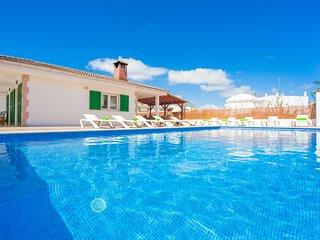 BONNIN - amazing house in Playa de Muro for 10 people - Playa de Muro vacation rentals