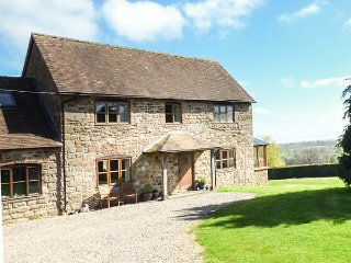 THE OLD GRANARY, woodburner, amazing views, sun room, near Cleobury Mortimer - Cleobury Mortimer vacation rentals