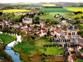 Big house in the heart of the French countryside - Montresor vacation rentals
