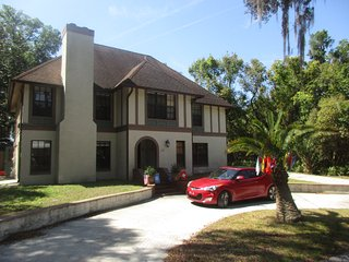 Swiss-Floridian $49 with a hot/cold breakfast (y)  near Stetson University - DeLand vacation rentals