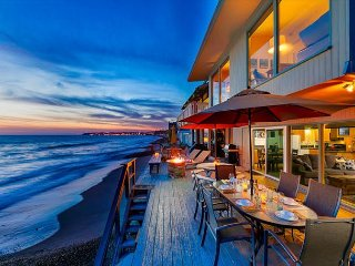 HURRY - JULY 4th OPEN - Ocean & Sunset views from Patio, Steps to Sand! - Dana Point vacation rentals