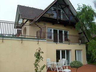 Haus in Ośno Lubuskie (Drossen) direkt am See - Osno Lubuskie vacation rentals