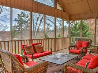 NEW! Waterfront 5BR Gainesville House w/Lake Dock! - Gainesville vacation rentals