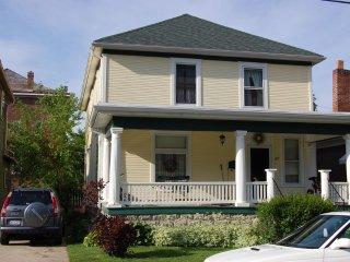 Franklin House 1st Choice Cabin Rentals Hocking Hills - Nelsonville vacation rentals
