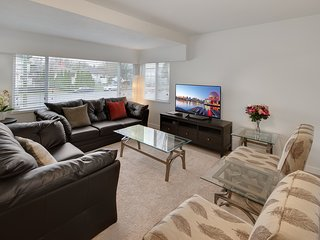 Beautiful spacious 3BR suite-Nanaimo st - Vancouver vacation rentals