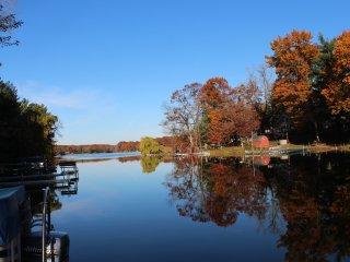 Cheery Morris Lake 3 BR/1BA Sleeps 8 Sauna/Wi-FI - Wautoma vacation rentals