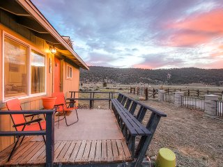 NEW! Remote 1BR Big Bear City Cabin w/Stunning View - Big Bear City vacation rentals