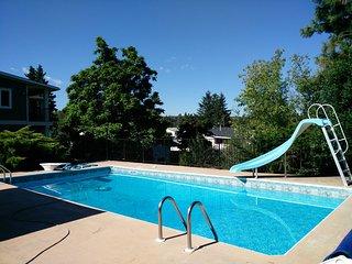 Kelowna Vacation Rental--April Special 2BDRM Suite, Only $85.00 Private Entry - Kelowna vacation rentals