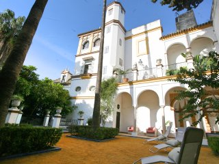 5 Bdr Palace house with Swimming Pool and Gardens - Seville vacation rentals