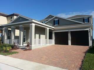 Beautiful 4Br/3Ba house in the new community (5 minutes from Disney) - Orlando vacation rentals
