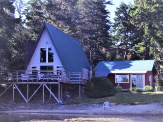 Dune Haven, with private sand dune access - North Bend vacation rentals