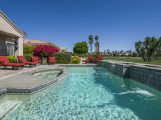 Stunning PGA West Palmer Poolside Home w/Casita - La Quinta vacation rentals