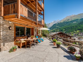 Perfect Villa with Television and Fireplace - Zermatt vacation rentals
