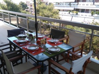 Lovely Athens Riviera Apartment, Walking distance to the seaside, Free transfer - Glyfada vacation rentals