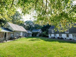Barn Cottage, Tresarran Cottages - Herodsfoot vacation rentals