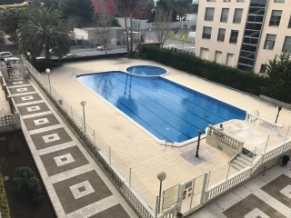 108-TURQUESA - One bedroom apartment for up to 4 people - La Pineda vacation rentals