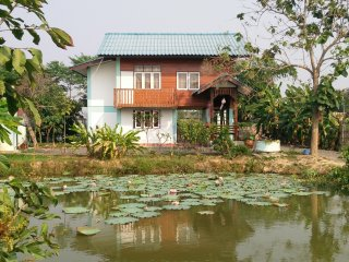 Traditionai Thai Teakwood house - Doi Saket vacation rentals