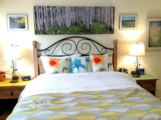 Entire garden level,  PRIVATE, Comfortable - Fort Collins vacation rentals