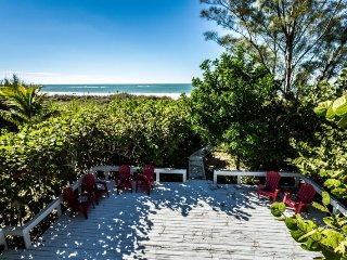Treasure Island Beach House | Large beachfront home with amazing views - Treasure Island vacation rentals