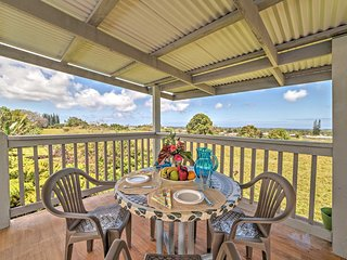 New! 3BR Hilo House w/ Ocean Views from Deck! - Hilo vacation rentals