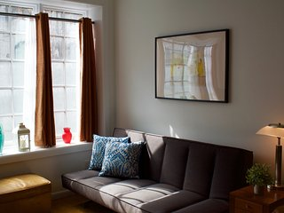 East Village 2BR/2BA with private backyard! - New York City vacation rentals