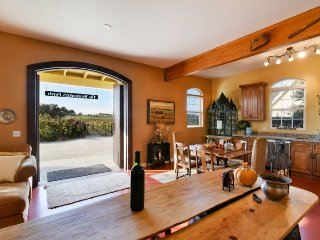 Winemakers Porch Incredible Home nestled in the Vineyard - Paso Robles vacation rentals